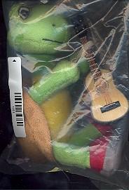 Play Guitar Junior: Schildi Stofftier 20cm