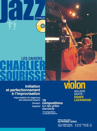 Jazz (+CD): pour violon