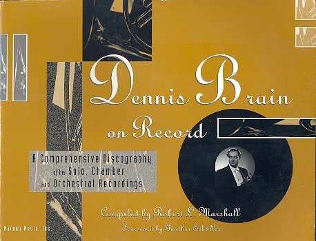 Dennis Brain on Record: Discography