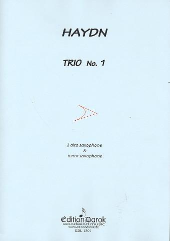 Haydn, Franz Joseph - Trio no.1 Hob.IV:1 :