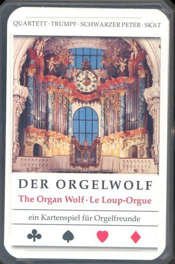 Der Orgelwolf: Kartenspiel