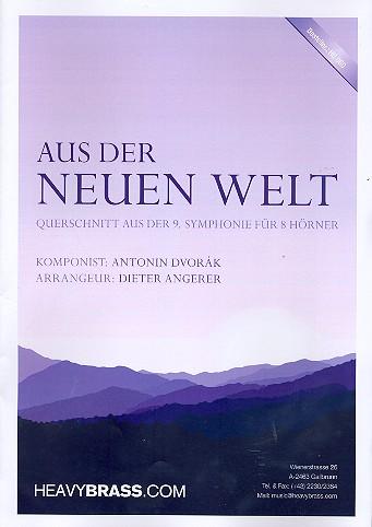 Dvorák, Antonín - Aus der neuen Welt (Medley) :