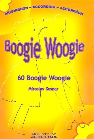 Boogie Woogie: für Akkordeon