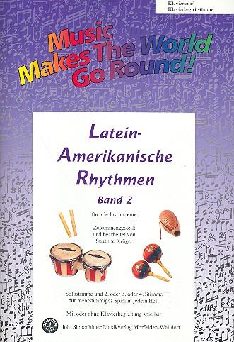 - Lateinamerikanische Rhythmen Band 2 :