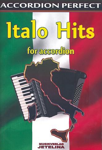 - Italo Hits Band 1 : für Akkordeon