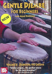Gentle Djembe for Beginners Vol.2: Deepening the Groove