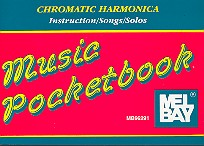 Chromatic Harmonica: Pocketbook