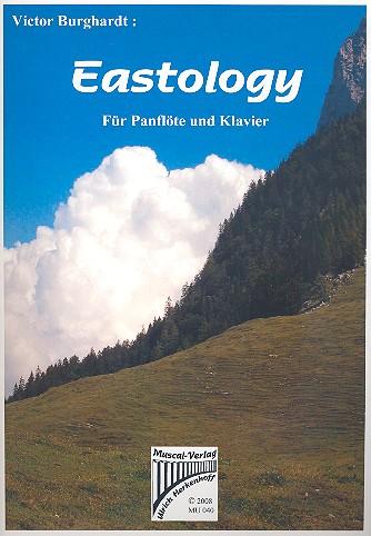 Eastology: für Panflöte und Klavier