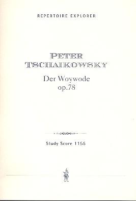 Der Woywode: symphonische Ballade opus.78