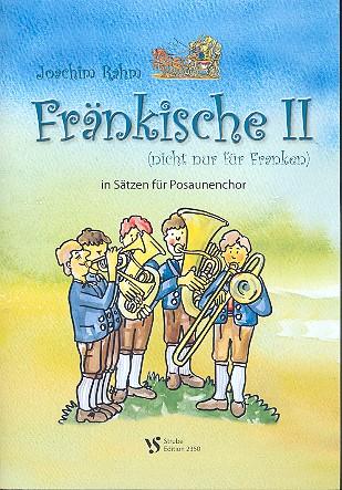 - Fränkische Band 2 (nicht nur für Franken) :