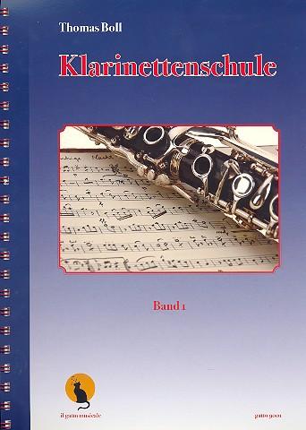 Klarinettenschule Band 1
