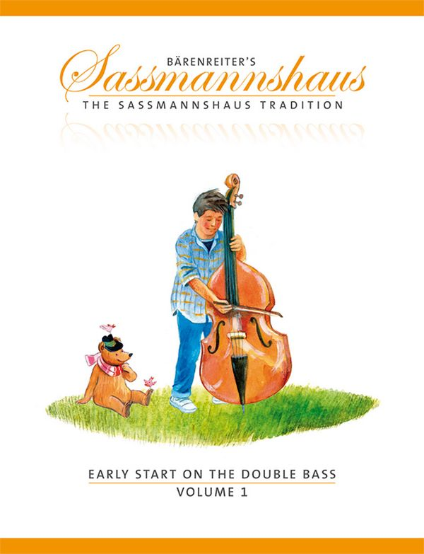 Sassmannshaus, Holger - Early Start on the Double Bass vol.1