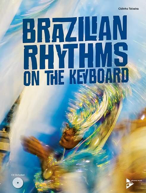 Brazilian Rhythms on the Keyboard (+CD)