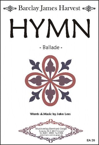 Lees, John - Hymn : für Klavier (Gesang/Gitarre)