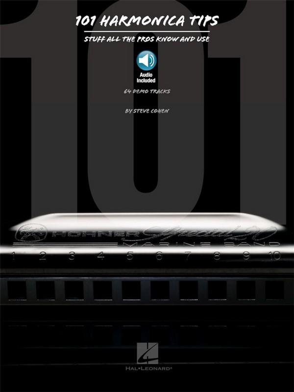 101 Harmonica Tips (+CD) (en)