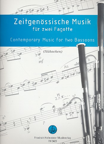 - Zeitgenössische Musik : für 2 Fagotte