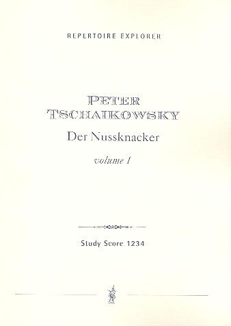 Der Nussknacker opus.71: Ballett in 2 Akten für Orchester