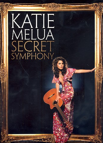 Katie Melua: Secret Symphony Songbook piano/vocal/guitar