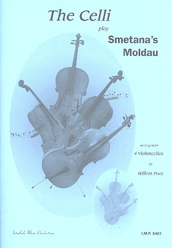 Smetana, Bedrich - The Moldau : für 4 Violoncelli