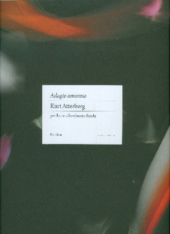 Adagio amoroso: per flauto o violino ed orchestra d\