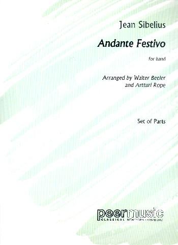 Sibelius, Jean - Andante Festivo :