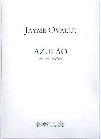 Ovalle, Jayme - Azulao :