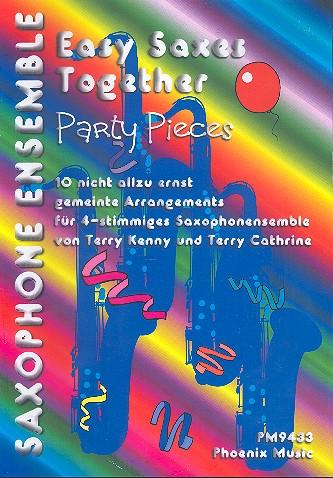 - Party Pieces : 10 Stücke