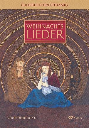- Chorbuch Weihnachtslieder (+CD) :