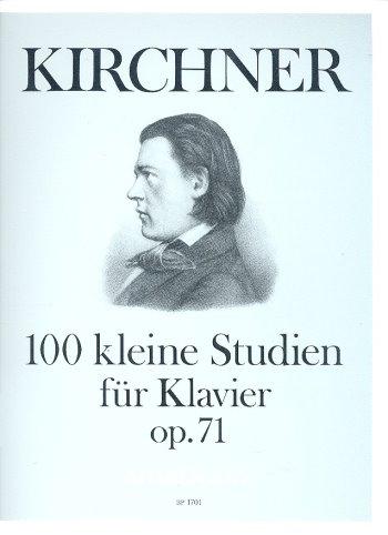 100 kleine Studien opus.71: für Klavier