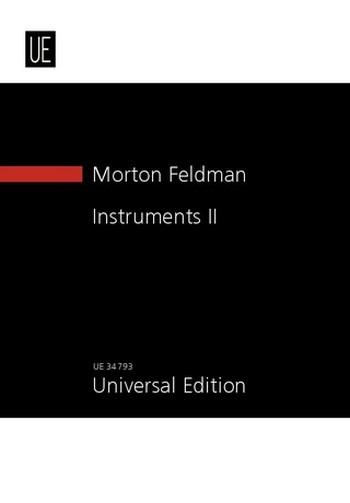 Instruments II: für Ensemble Studienpartitur