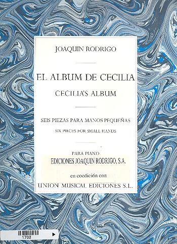 El Album de Cecilia: for piano (small hands)