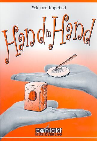 Kopetzki, Eckhard - Hand in Hand : für 2 Cajons und