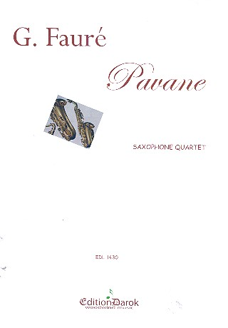Fauré, Gabriel Urbain - Pavane :