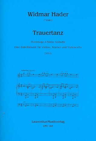 Trauertanz: für Violine, Violoncello