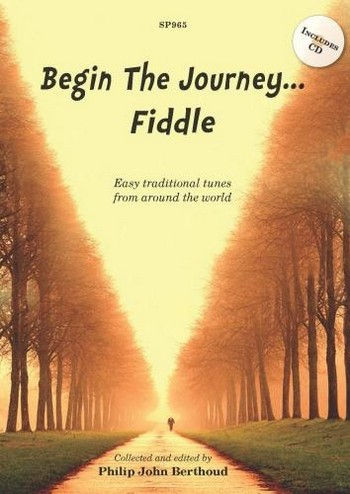 Begin the Journey (+CD): for fiddle