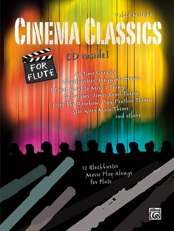 Cinema Classics (+CD): für Flöte