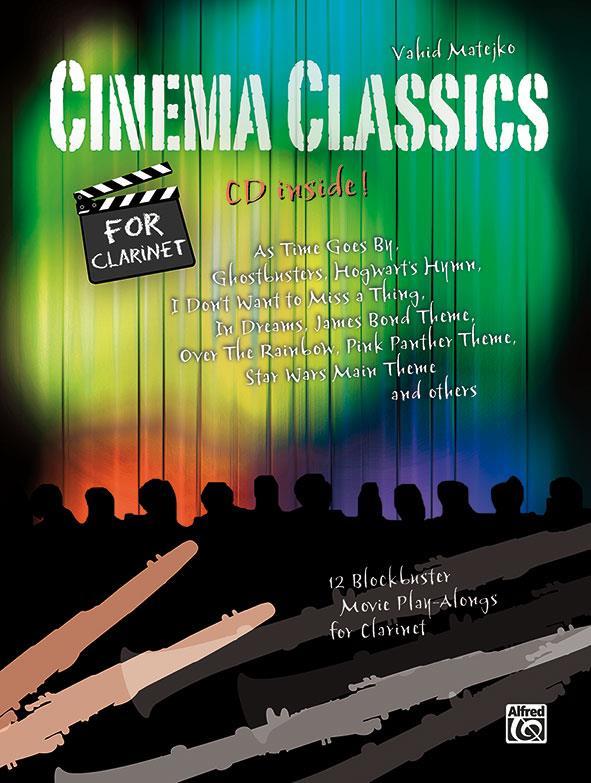 Cinema Classics (+CD): für Klarinette