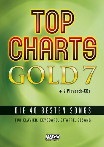 - Top Charts Gold Band 7 (+2 CD's)