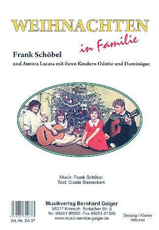 Weihnachten in Familie: für Klavier (Gesang/Gitarre)