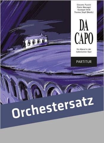 Da capo: für gem Chor und Orchester