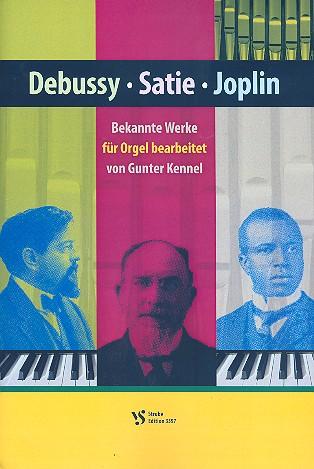 - Bekannte Werke für Orgel bearbeitet