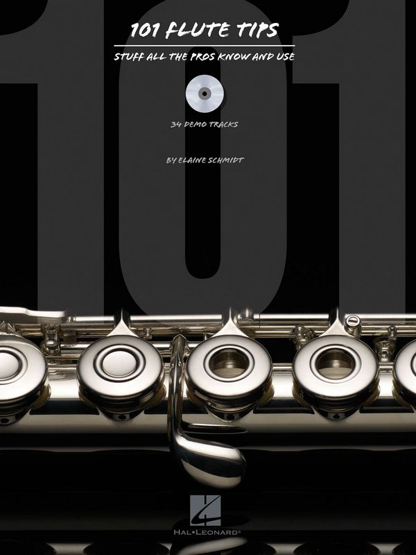 101 Flute Tips (+CD) (en)