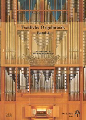 Festliche Orgelmusik zur Trauung Band 4