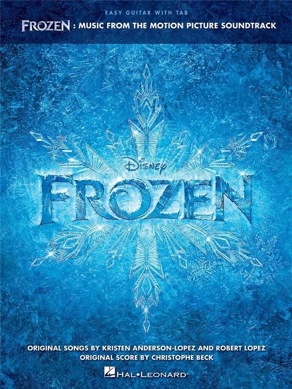 Frozen (Die Eiskönigin - Völlig unverfroren): for easy guitar/tab (with lyrics and chords)