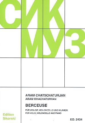 Chatschaturian, Aram - Berceuse :
