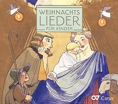 - Weihnachtslieder für Kinder : CD