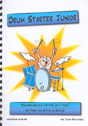 Drum Starter Junior Band 1: für Schlagzeug