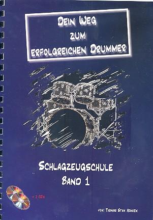 Dein Weg zum erfolgreichen Drummer Band 1 (+2 CD\