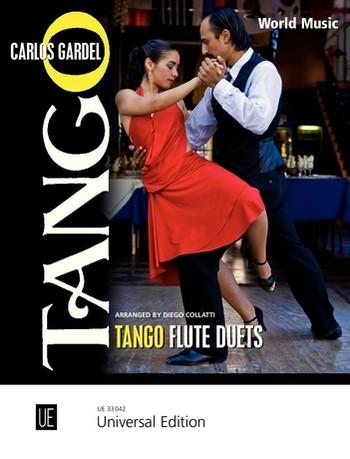 Tango Flute Duets: für 2 Flöten