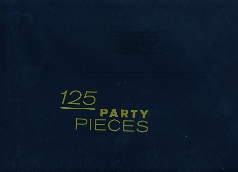 125 Party Pieces for John Cage 125 Faksimiles in Box
